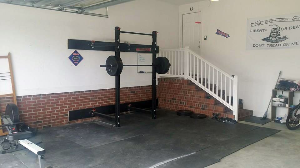 Barbarian line wall mount pulley system bodybuilding