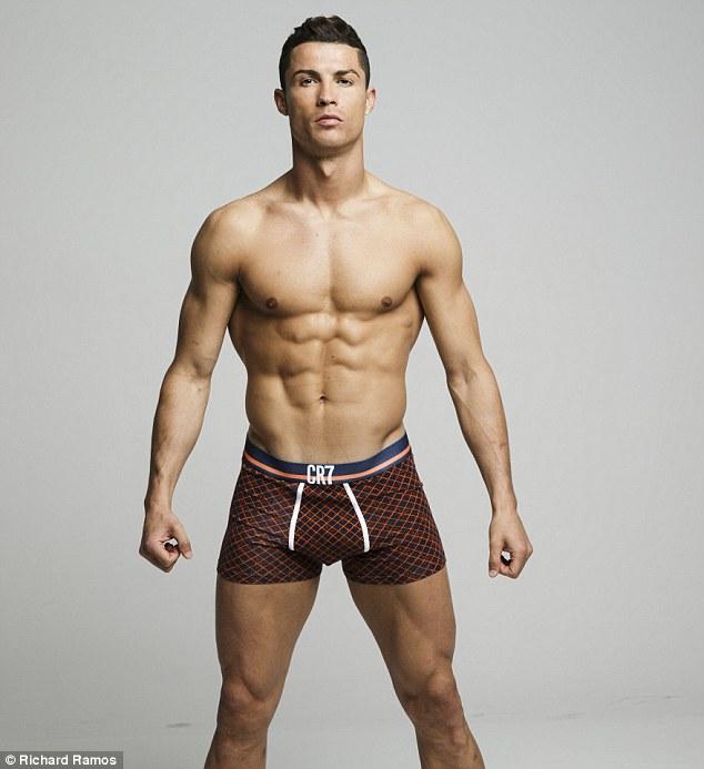 Cristiano Ronaldo Physique How To