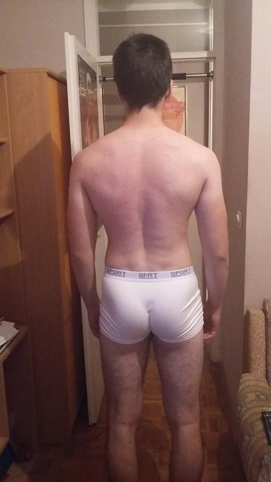 1 year transformation,still weak :/ - Bodybuilding com Forums