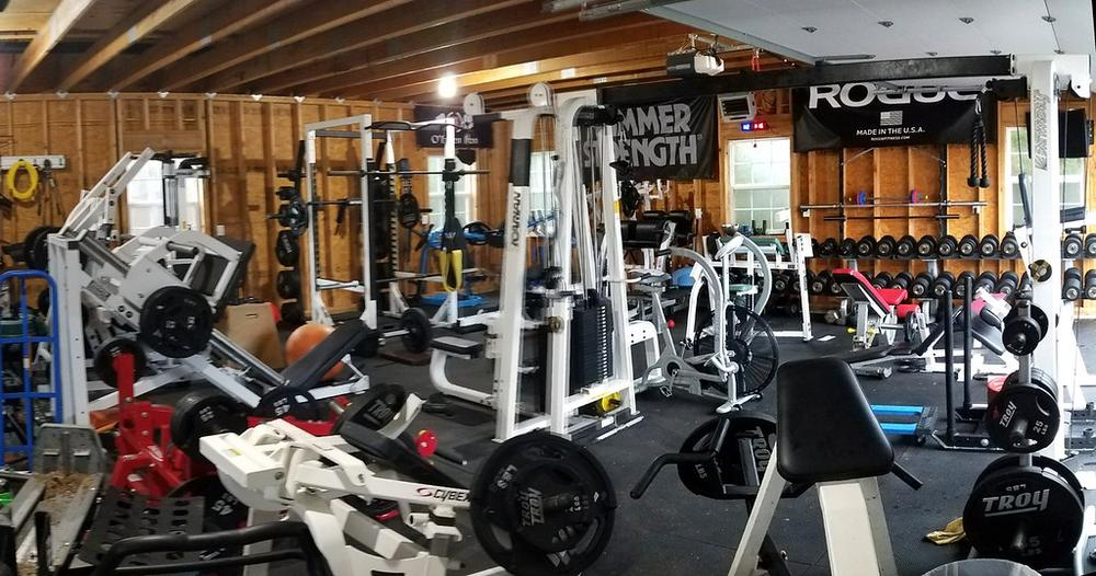 Bench905 home gym build transformation thread bodybuilding.com forums